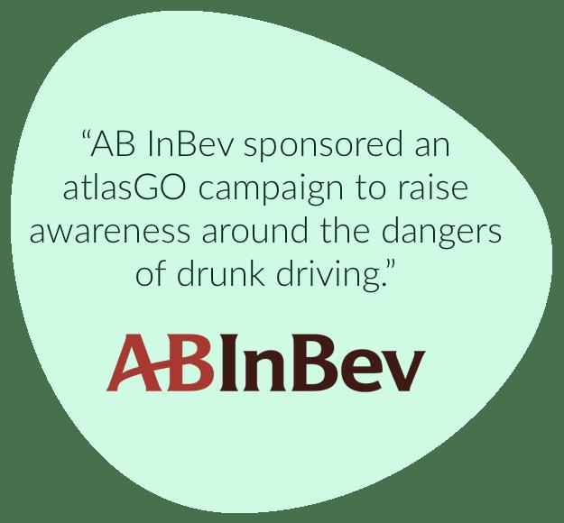 AB InBev quote