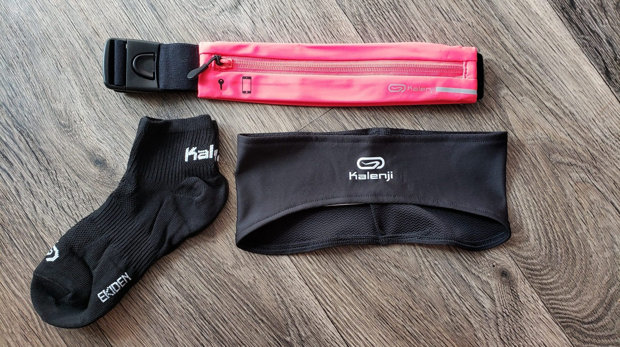 KALENJI running waistband from Decathlon