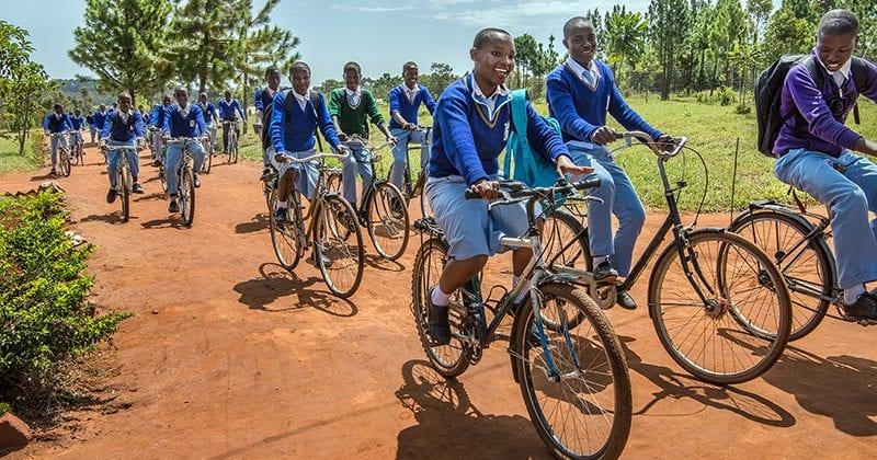 How Velafrica raised $15k with a virtual cycling challenge