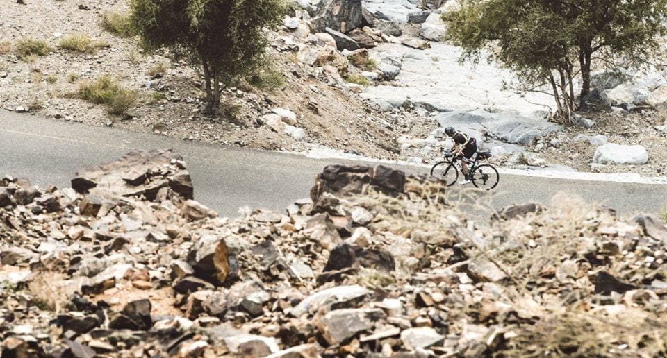 Completing the legendary Transcontinental Race