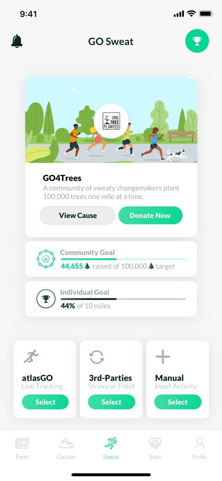 GO4Trees