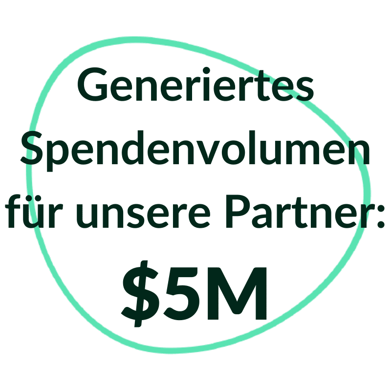 5 million raised for nonprofits